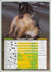 Medžioklės kalendorius